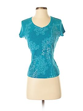 St. John's Bay Short Sleeve T-Shirt Size M (Petite)
