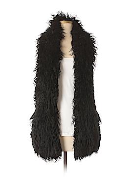 Jessica Simpson Faux Fur Vest Size M