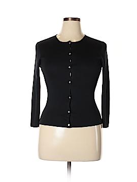 Brooks Brothers 346 Silk Cardigan Size L