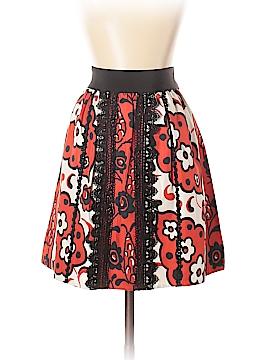 Leifsdottir Silk Skirt Size S
