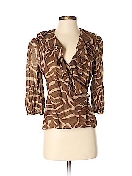 Lauren Jeans Co. 3/4 Sleeve Blouse Size S
