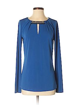 Liz Claiborne Long Sleeve Top Size S (Tall)