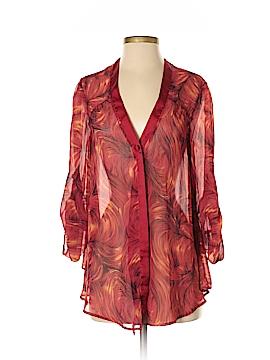 Oxford & Regent 3/4 Sleeve Blouse Size S