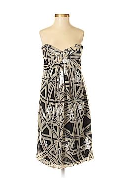 Nicole Miller Cocktail Dress Size 4 (Petite)