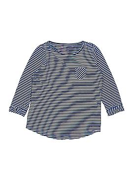 Pink Chicken 3/4 Sleeve T-Shirt Size 11