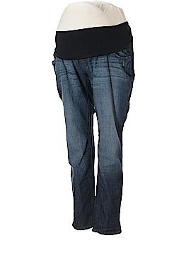Indigo Rein Maternity Jeans Size 2X (Maternity)
