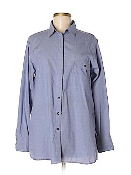 Rag & Bone Long Sleeve Button-Down Shirt Size 6