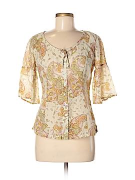 Da-Nang 3/4 Sleeve Blouse Size S