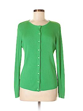 Anne Klein Silk Cardigan Size M