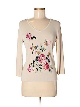Designers Originals 3/4 Sleeve Top Size S