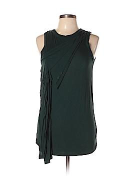 Simply Vera Vera Wang Short Sleeve Top Size M