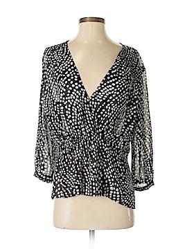 Ann Taylor Factory 3/4 Sleeve Blouse Size 2
