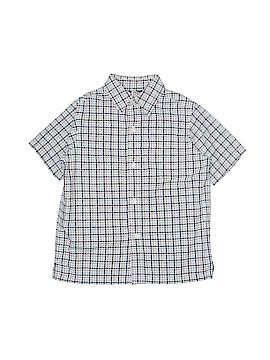 Guess Short Sleeve Button-Down Shirt Size 5 - 6
