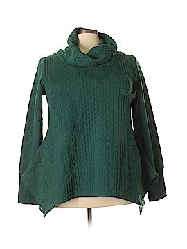 Suzanne Betro Pullover Sweater Size 3X (Plus)