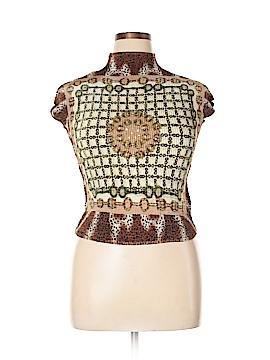 J.t.b. Short Sleeve Blouse Size XL