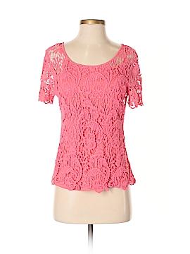 Adiva Short Sleeve Top Size S