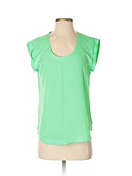 J. Crew Short Sleeve Blouse Size 5