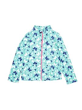 Garnet Hill Fleece Jacket Size L (Kids)