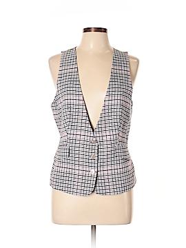 7th Avenue Design Studio New York & Company Tuxedo Vest Size 12