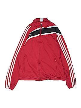 Adidas Track Jacket Size M (Youth)