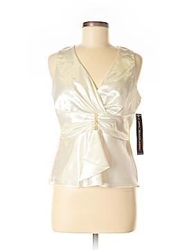 DressBarn Sleeveless Blouse Size 10 (Petite)