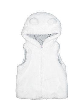 Gymboree Faux Fur Vest Size 4T