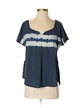 Beach Lunch Lounge Short Sleeve T-Shirt Size S