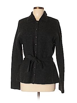 Van Heusen Wool Cardigan Size L