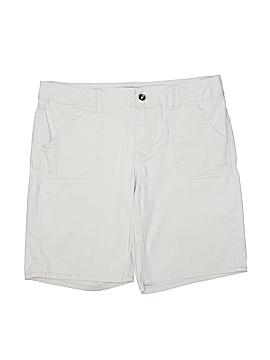 Hannah Khaki Shorts Size 8