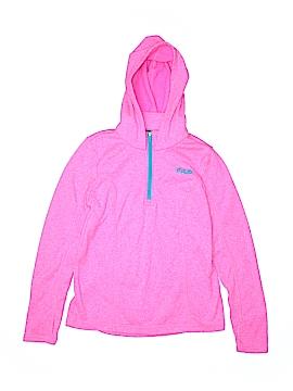 Fila Sport Fleece Jacket Size 16