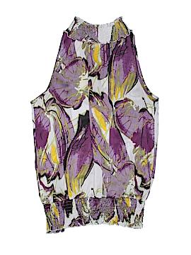 Milano Sleeveless Blouse Size S