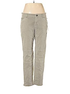 Ecru Casual Pants Size 12