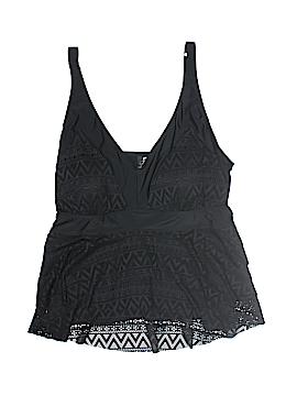 Sea Swimwear Swimsuit Top Size 1X (Plus)