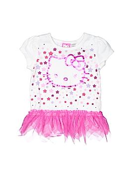 Hello Kitty Short Sleeve Top Size 3T