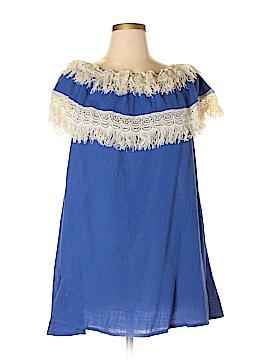Velzera Short Sleeve Blouse Size XL