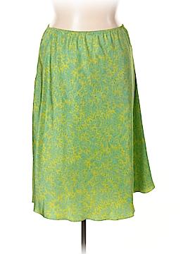 Gap Silk Skirt Size XL