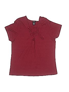 Rue21 Short Sleeve Top Size XL