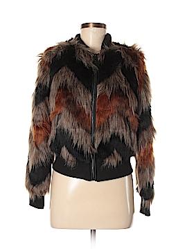 Yoki Faux Fur Jacket Size S