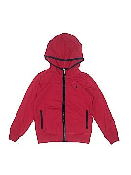 Nautica Zip Up Hoodie Size L (Kids)