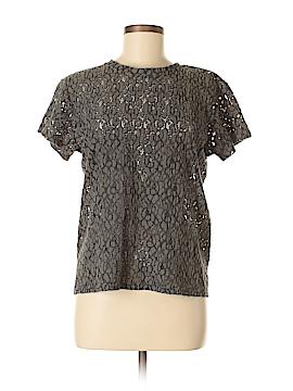 NSF Short Sleeve Blouse Size M