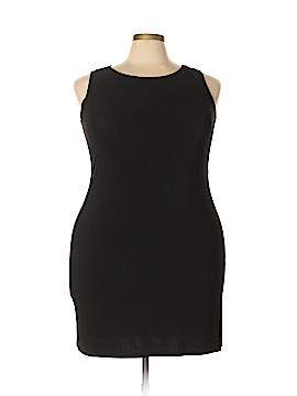 Tiana B. Casual Dress Size 1X (Plus)