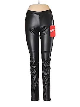 Kiara Faux Leather Pants Size 4