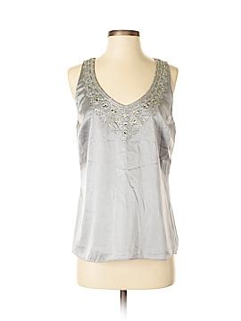Antonio Melani Sleeveless Silk Top Size S