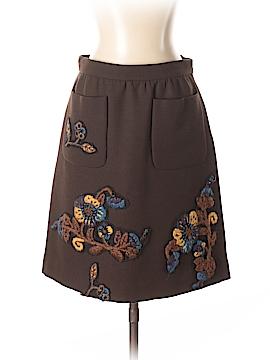 Miu Miu Wool Skirt Size 38 (IT)