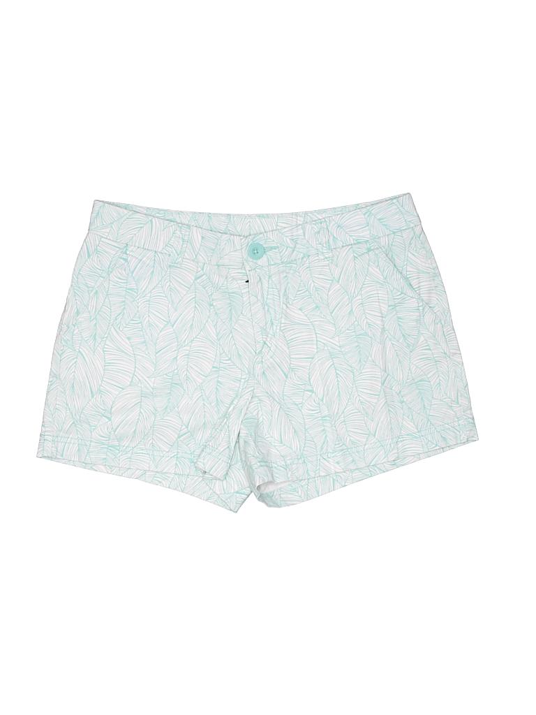 Bcg Print Green Khaki Shorts Size 6 94 Off Thredup