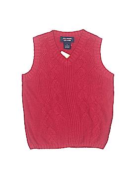 Class Club Sweater Vest Size 4