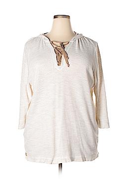 Lauren Jeans Co. Pullover Hoodie Size 2X (Plus)