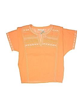 Margaritaville Short Sleeve Blouse Size S