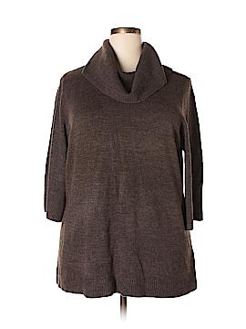 Hampshire Studio Pullover Sweater Size 3X (Plus)