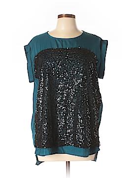 LovPosh Short Sleeve Blouse Size L